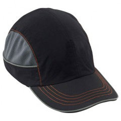 8950 LONG BRIM BLK BUMP CAP