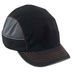 8950XL SHORT BRIM BLK XL BUMP CAP