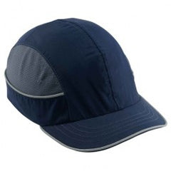 8950XL SHORT BRIM NAVY XL BUMP CAP
