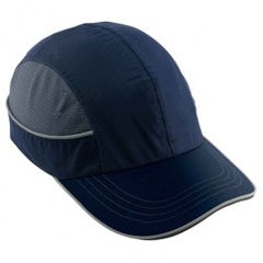 8950XL LONG BRIM NAVY XL BUMP CAP