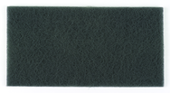 "4-1/2 x 9"" - S ULF Grade - Scotch-Brite™ Durable Flex Hand Pad - Gray"