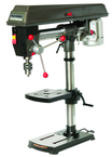 Bench Radial Drill Press; 5 Spindle Speeds; 1/2HP 115V Motor; 100lbs.