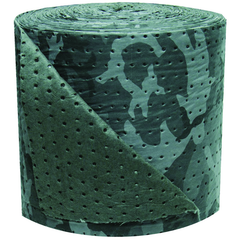 15 x 150' Camouflage Roll - Absorbents