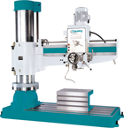 Radial Drill Press - #CL920A - 37-3/8'' Swing; 2HP Motor