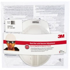 91270 WHT VENTED HARD HAT WITH