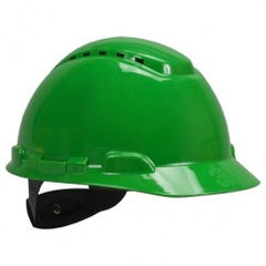 HARD HAT H-704V GREEN VENTED