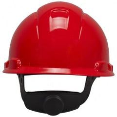 HARD HAT H-705R RED