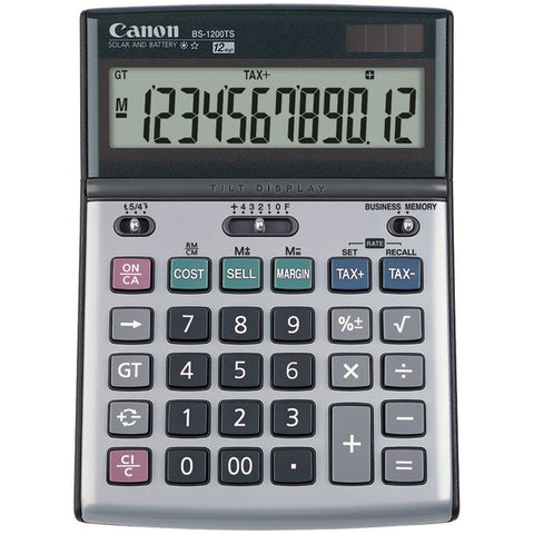 BS1200TS CALCULATOR