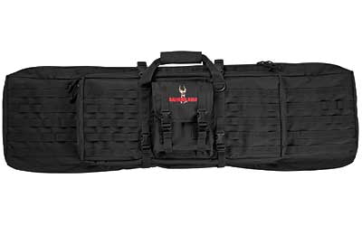 "SL DUAL RIFLE CASE 46"" BLK"