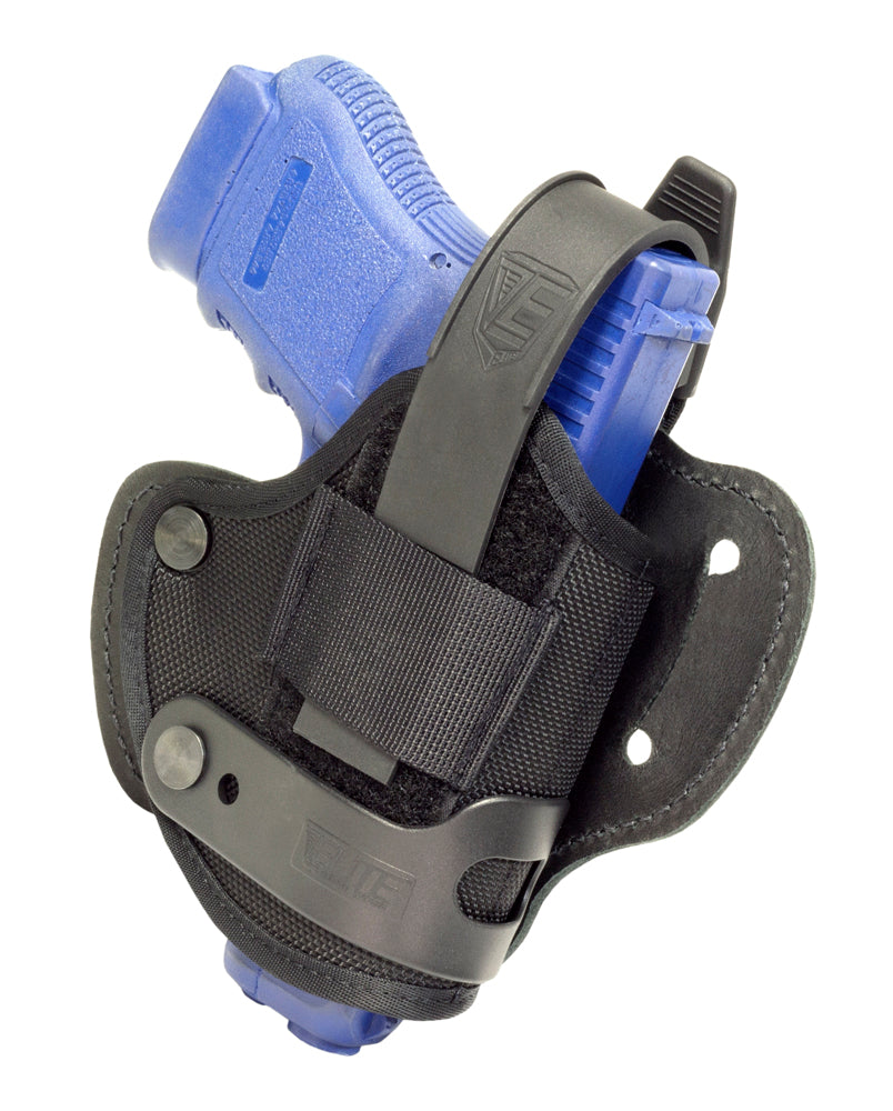 Belt Slide Holster, Size 8, Right Hand, Fits Springfield XD, FN Five Seven, H&K USP, Right Hand