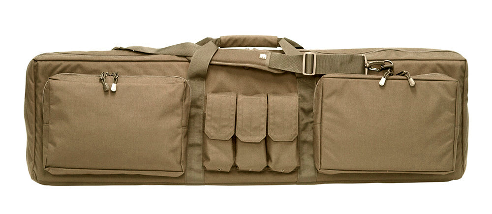 Assault Systems Double Agent Rifle Case, Coyote, 43""
