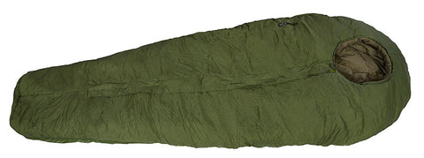 Recon 4 Sleeping Bag, Olive Drab, Rated to 14 Degrees Fahrenheit