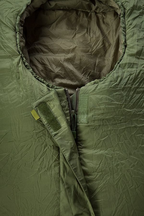 Recon 3 Sleeping Bag, Coyote Tan, Rated to 23 Degrees Fahrenheit