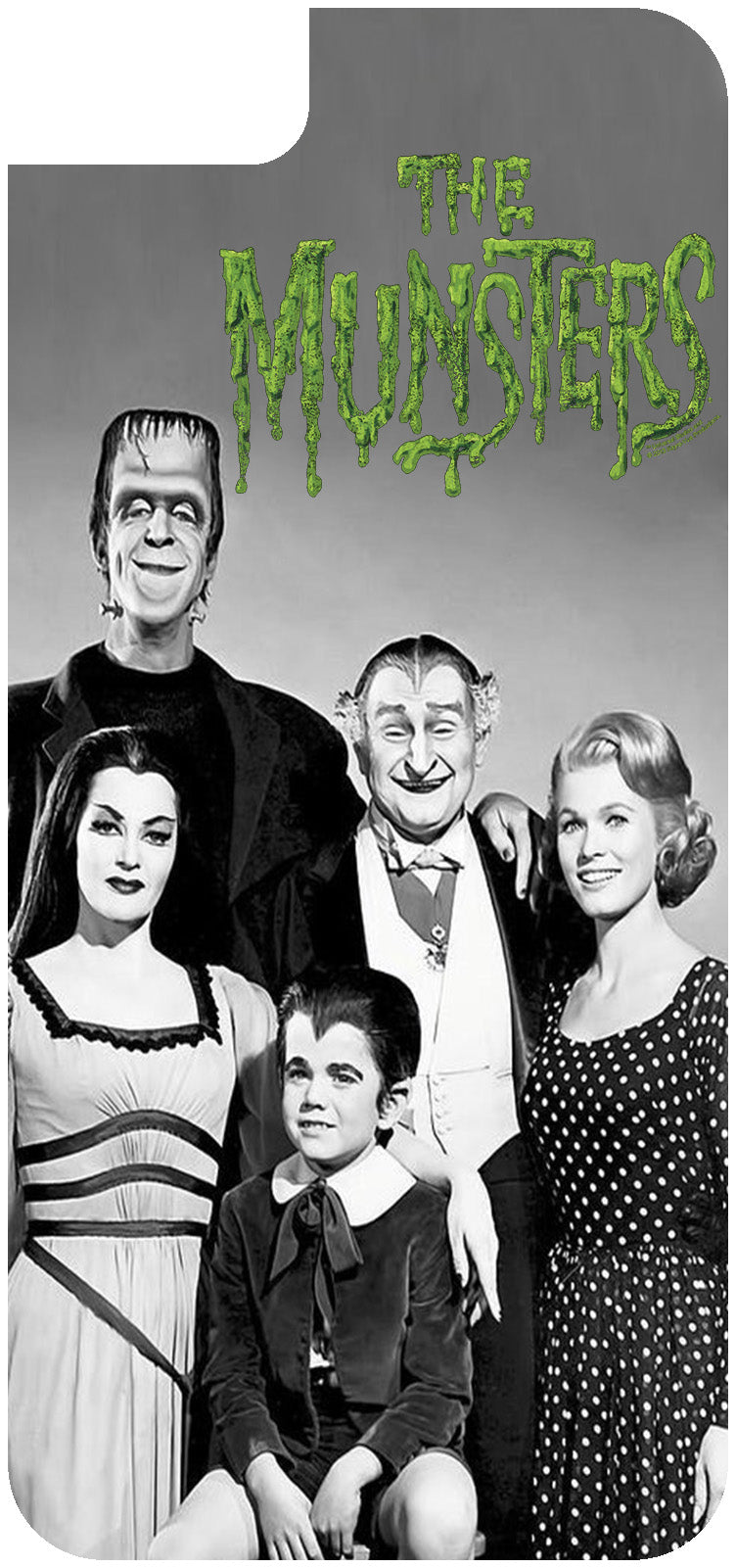 The Munsters iPhone 7 Case