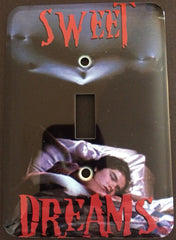 A Nightmare On Elm Street Single Light Switch Cover