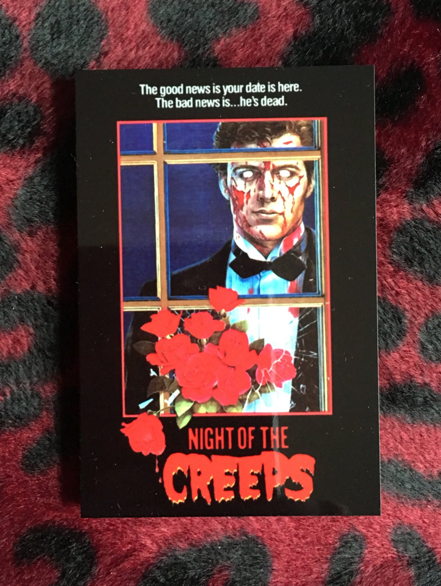 Night of the Creeps Magnet
