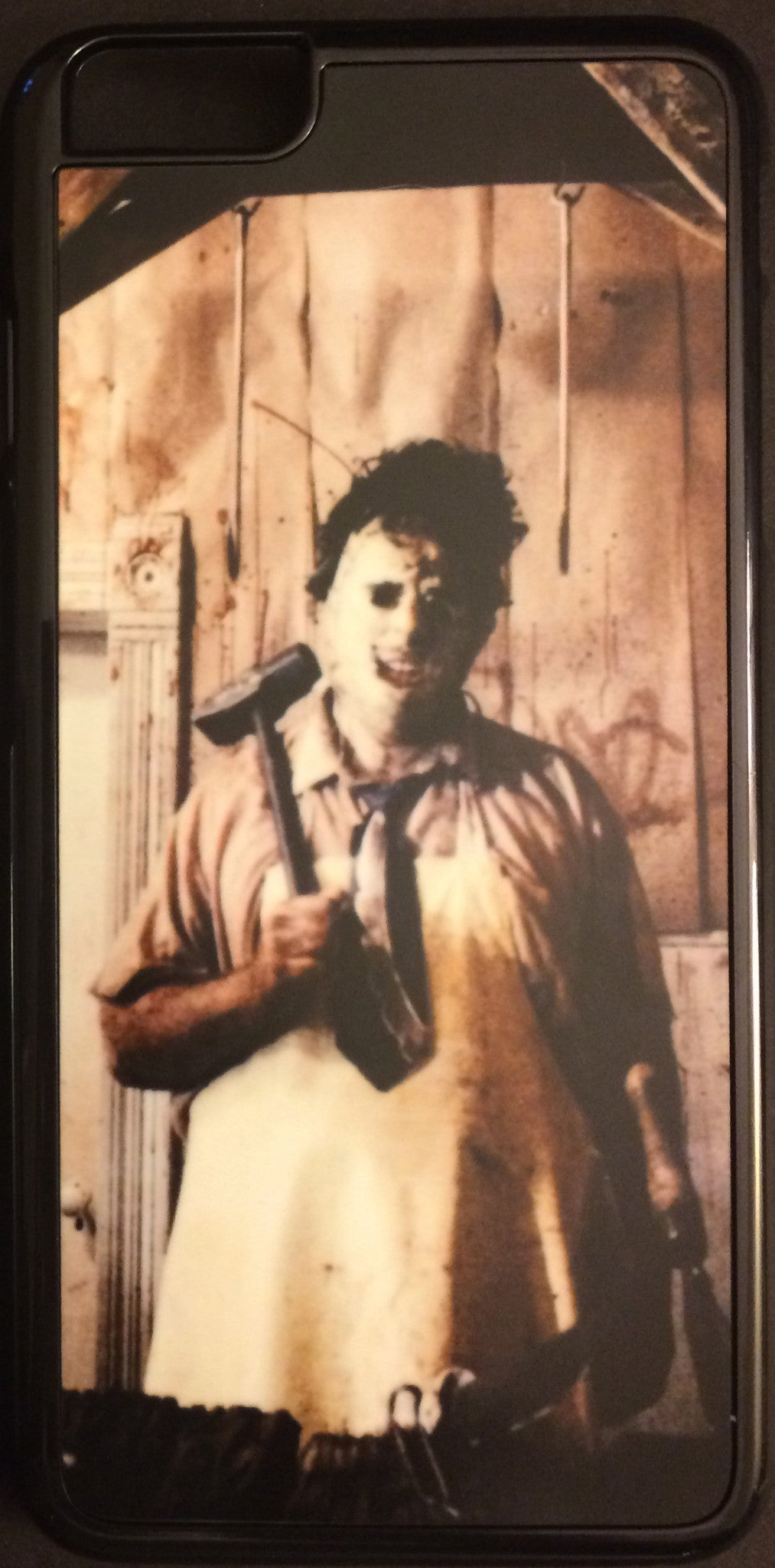 Texas Chainsaw Massacre Leatherface iPhone 6+/6S+ Case