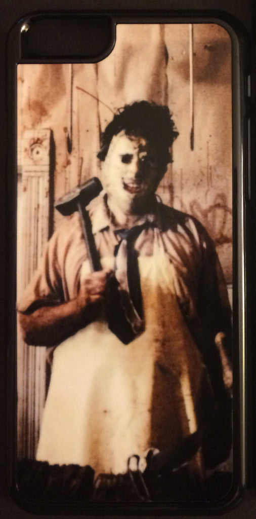 Texas Chainsaw Massacre Leatherface iPhone 6/6S Case