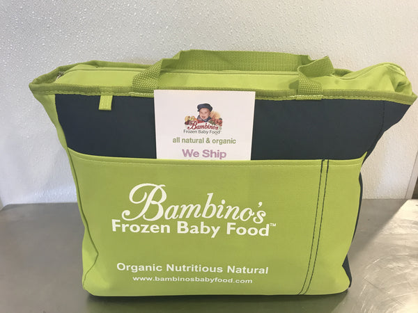 Best Organic Baby Food Delivery service, Allergist, Pediatrician, mom recommended.