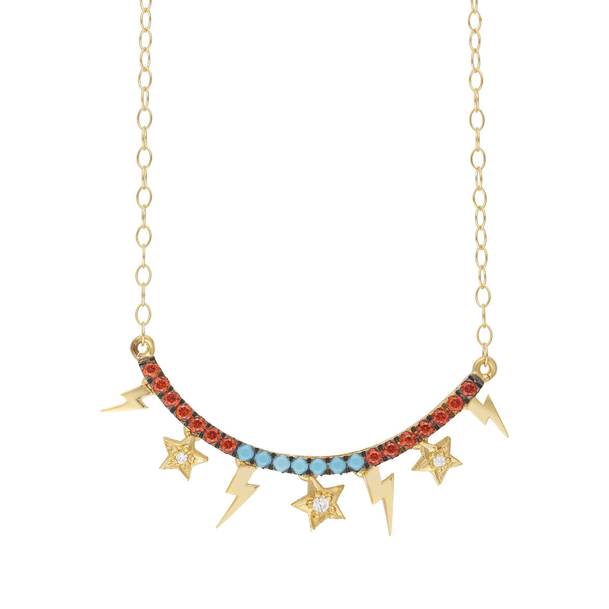 Ziggy Stardust Necklace