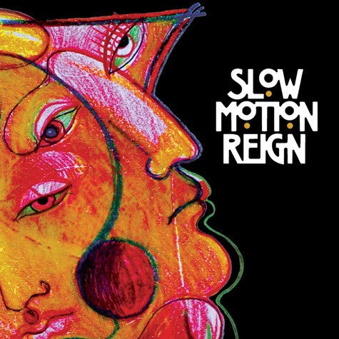Slow Motion Reign - Self Titled CD