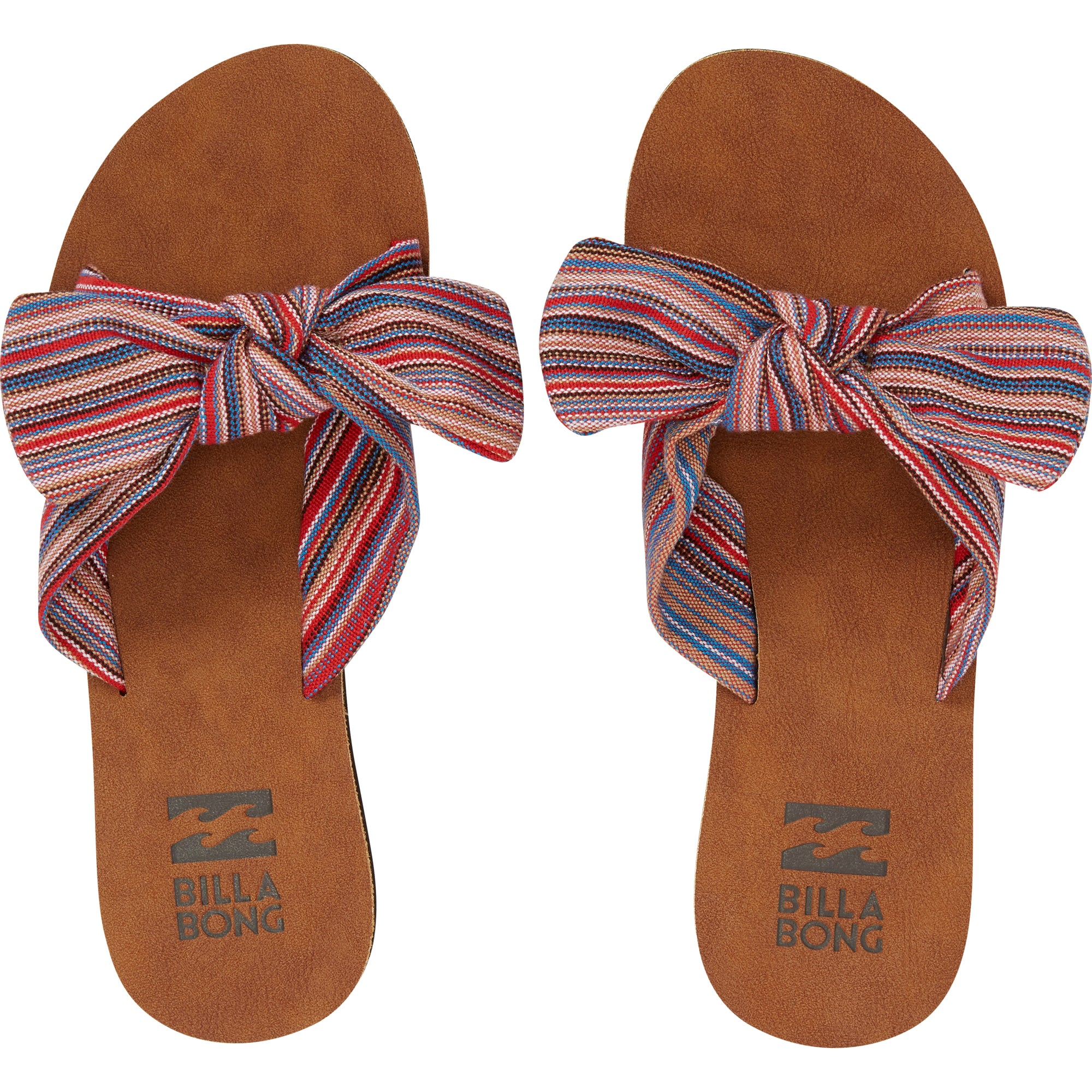 TIED UP SLIDE SANDAL BY BILLABONG