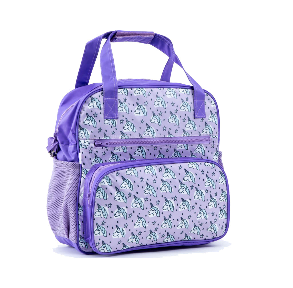 Pañalera Backpack  Unicornios - CUCUBABY