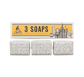 NEW YORK CITY SOAP SET