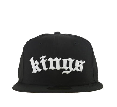 OLDE ENGLISH KINGS NEW ERA 59FIFTY FITTED