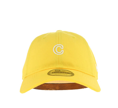 C PATCH NEW ERA DAD HAT