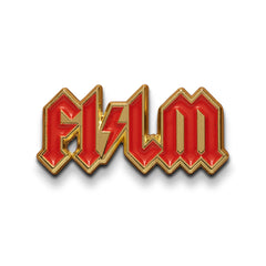 film acdc lapel pin from shootfilmco