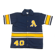 Load image into Gallery viewer, Medalist Sand Knit A's Jersey