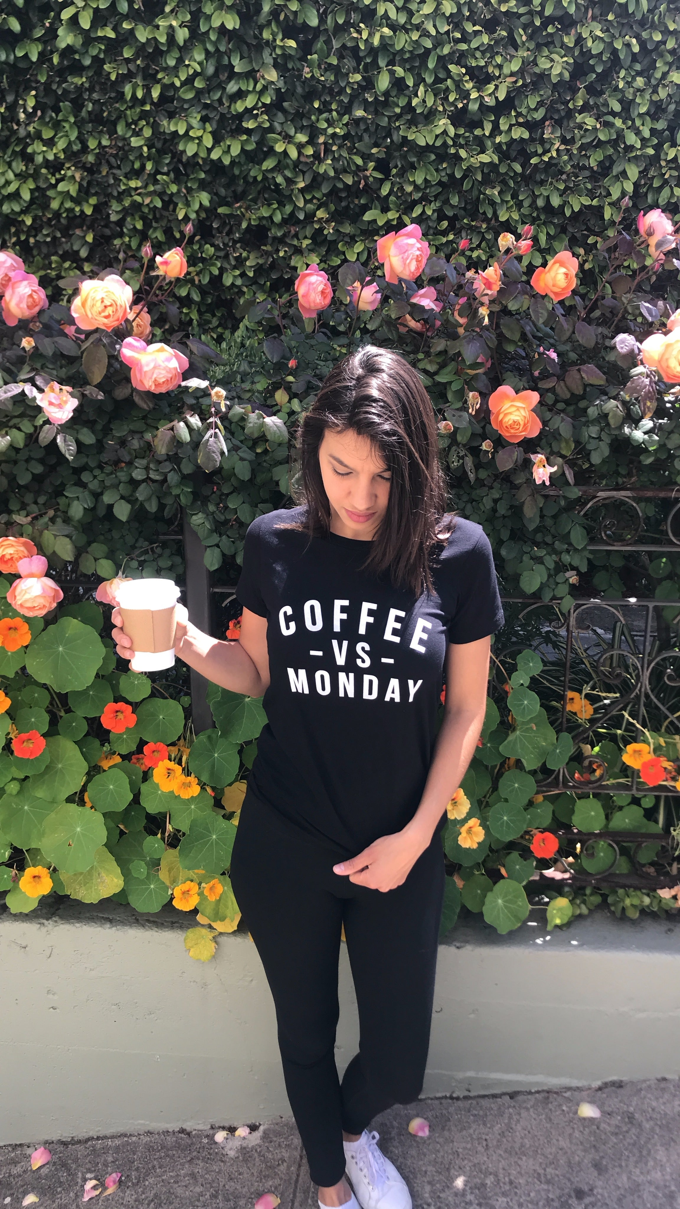 New Arrival: Coffee vs. Monday!