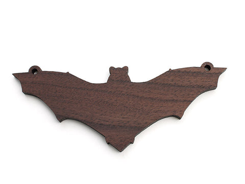 Bat Ornament - Nestled Pines