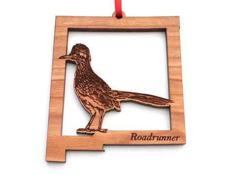 New Mexico State Bird Ornament - Roadrunner