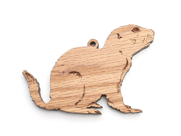 Prairie Dog Ornament A - Nestled Pines