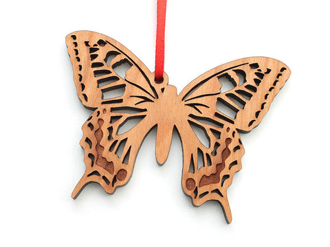 Swallowtail Butterfly Ornament - Nestled Pines