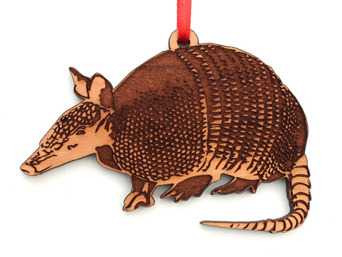 Nine-banded Armadillo Ornament