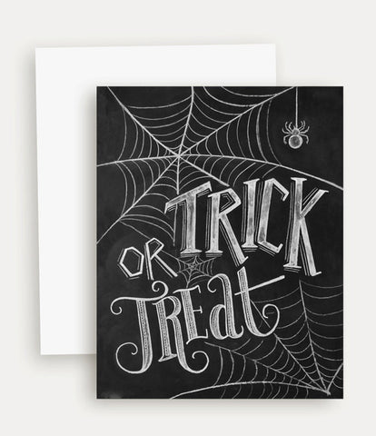 Card - Trick or Treat