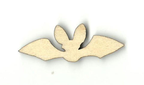 Bat - Laser Cut Wood Shape Bat13 Craft Supply