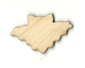 Bat - Laser Cut Wood Shape Bat9 Craft Supply