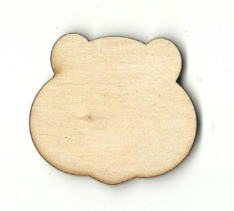 Bear - Laser Cut Wood Shape Ber27 Craft Supply