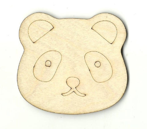 Bear - Laser Cut Wood Shape Ber37 Craft Supply