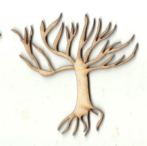 Bare Tree - Laser Cut Wood Shape TRE106