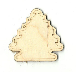 Arrowhead - Laser Cut Wood Shape Xtr9 Craft Supply