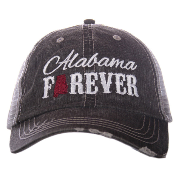 Katydid Alabama Forever Trucker Hat - 2 Color Choices