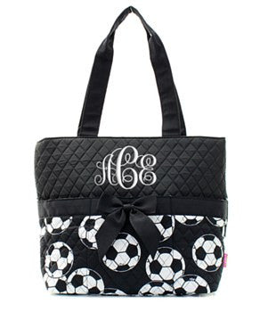 Soccer Diaper Bag