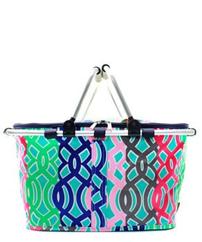 Insulated Picnic Basket Vine