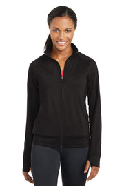 MedStar Sport-Tek® Ladies NRG Fitness Jacket
