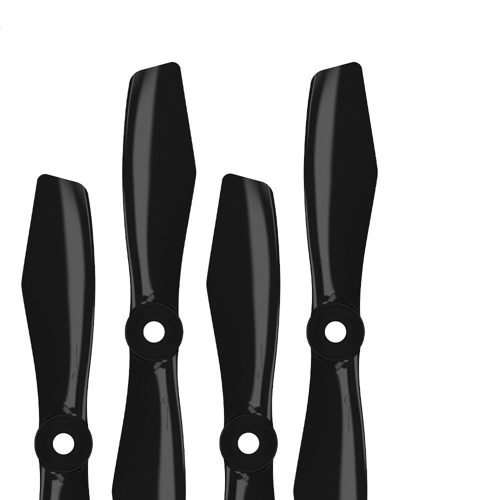 BN FPV bullnose - 5x4.5 Prop Set x4 Black - Master Airscrew - Multi Rotor/ Model Airplane Propellers